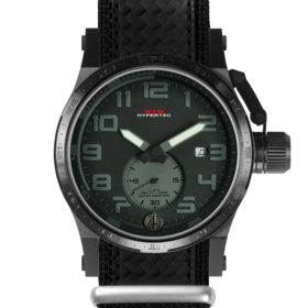 BLACK HYPERTEC CHRONO I (BLACK-GRAY)