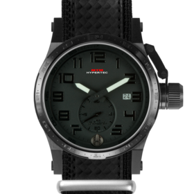 BLACK HYPERTEC CHRONO I (BLACK)