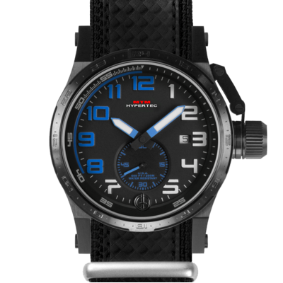 BLACK HYPERTEC CHRONO I (BLUE)