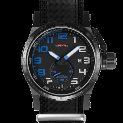 BLACK HYPERTEC CHRONO I (BLUE)