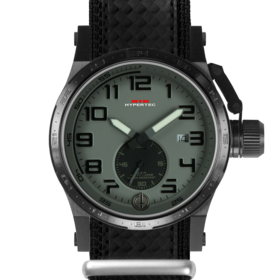 BLACK HYPERTEC CHRONO I (GRAY)