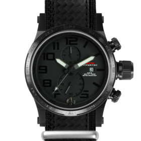 BLACK HYPERTEC CHRONO II (BLACK)