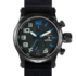 BLACK HYPERTEC CHRONO II (BLUE)