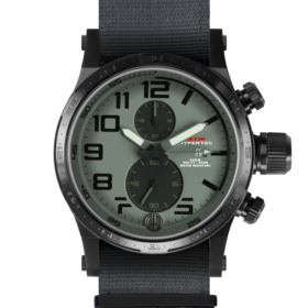 BLACK HYPERTEC CHRONO II (GRAY)