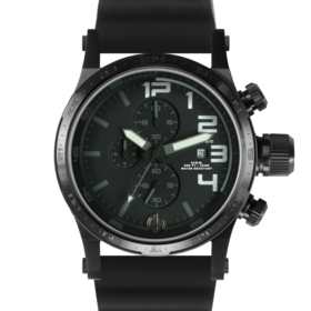 BLACK HYPERTEC CHRONO III (WHITE)